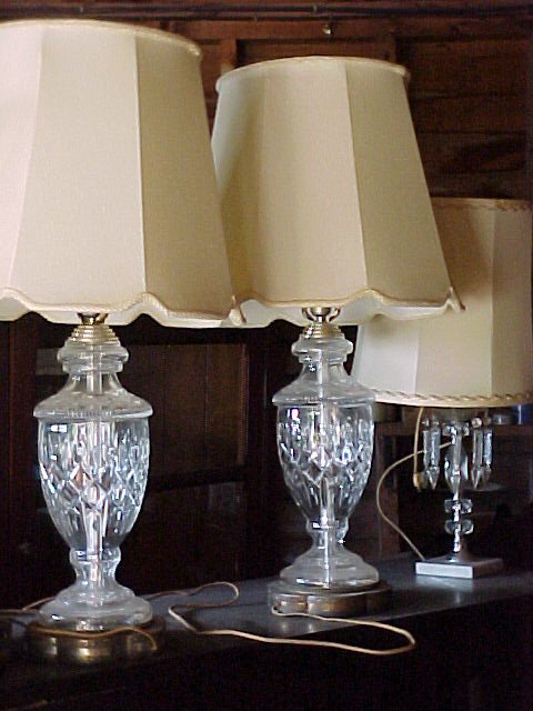 patterns delectable shade design ideas decorating pictures crystal lamp and home waterford