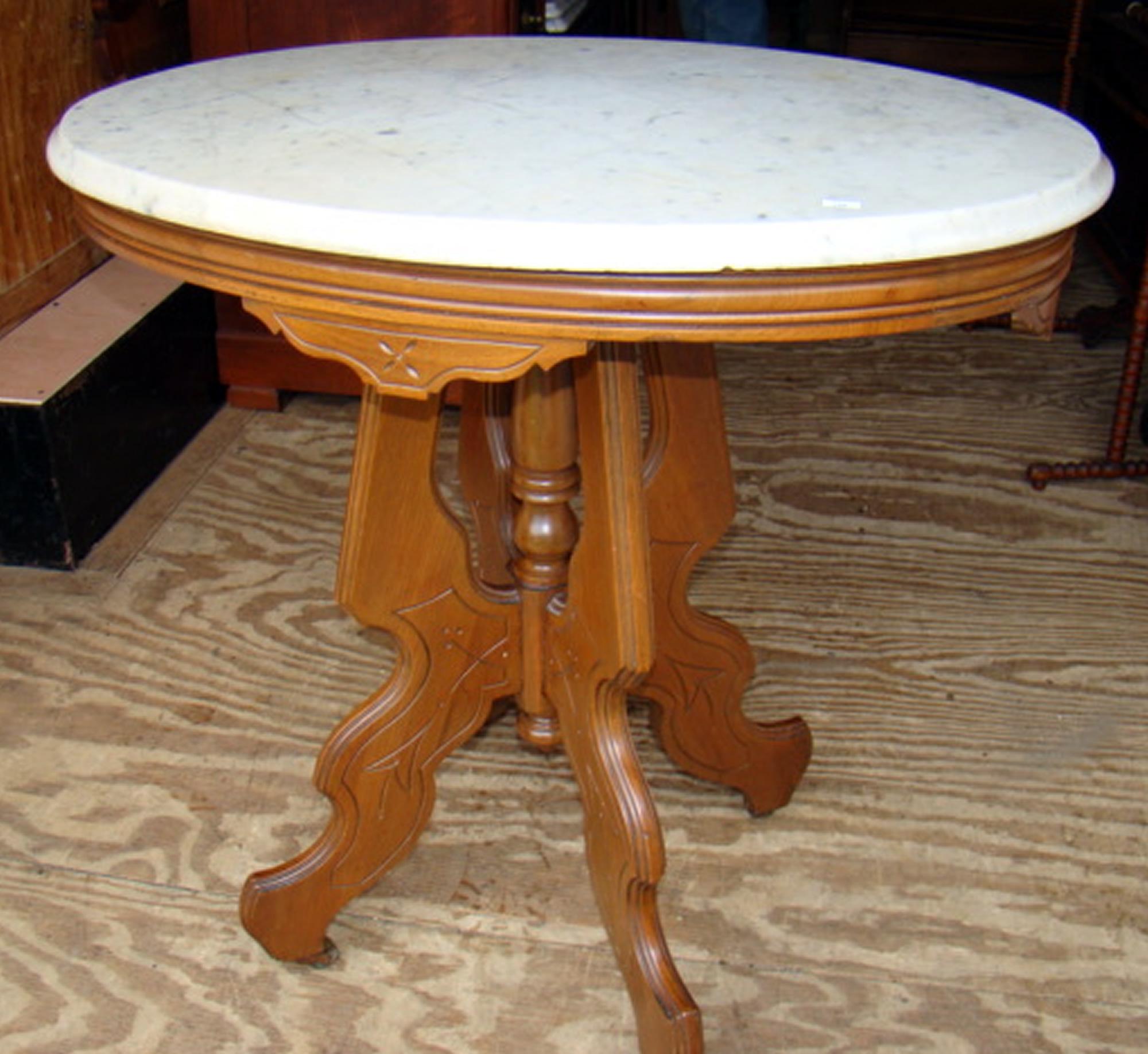 Victorian marble top table jpg -  10 Victorian Marble Top Table Jpg